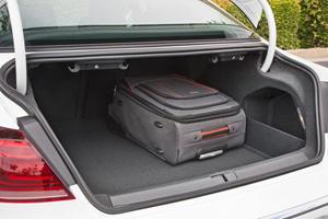 2017 Volkswagen CC 2.0T R-Line Executive Sedan Cargo Area