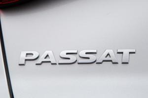 2017 Volkswagen Passat S Sedan Rear Badge