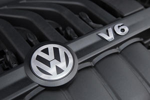 2017 Volkswagen Passat V6 SEL Premium Sedan 3.6L V6 Engine