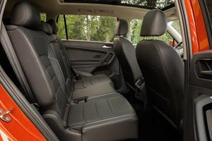 2018 Volkswagen Tiguan SEL Premium 4Motion 4dr SUV Rear Interior