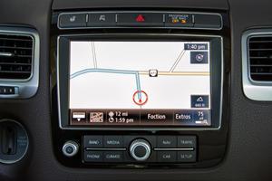 2017 Volkswagen Touareg V6 Executive 4dr SUV Navigation System
