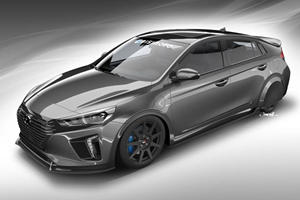 Hyundai Builds SEMA Car That Gets 80 Miles Per Gallon