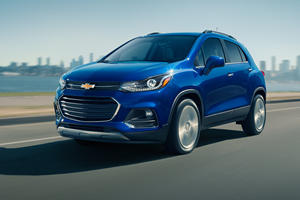 2018 Chevrolet Trax Review