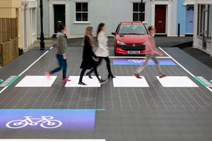 LED Road Surfaces Could Be The Key To Death Proof Streets