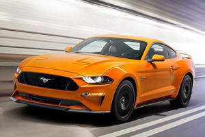 Ford Used Duct Tape To Improve The 2018 Mustang's Aerodynamics