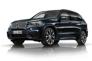 New BMW X5 And X6 Special Editions Get Sporty Upgrades