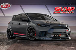 Ford Will Reveal These Modified Focus ST And RS Concepts At SEMA