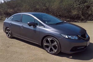 This 2014 Honda Civic Si Is Way More Powerful Than Today's Type R