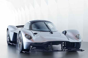 Red Bull Helps Aston Martin Develop Mid-Engine Ferrari Fighter