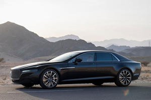 Aston Martin Wants More Lagondas To Battle Bentley And Rolls-Royce