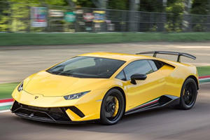 Top Gear Reveals Performance Car Of The Year Contenders