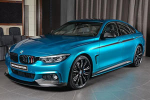 This Is The Next Best Thing To A BMW M4 Gran Coupe