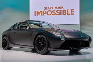 After The Supra, Toyota Has Two More Sports Cars On The Way