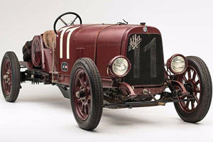 The First Ever Alfa Romeo Production Car Is Looking For A New Home