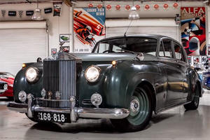 Swapping Out This 1958 Rolls-Royce's Engine For An LS7 V8 Is Pure Genius