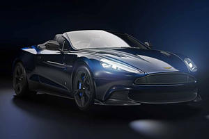 Tom Brady Helped Design This $360,000 Aston Martin Vanquish S