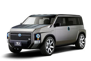 Toyota Unveils Radical TJ Cruiser In Tokyo And It's Likely To Make Production
