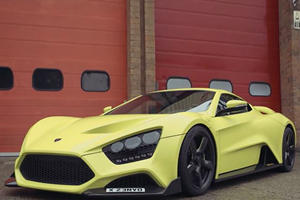 Is The 1,163-HP Zenvo TS1 Really Worth $1.8 Million?