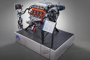 Mopar Will Sell You A Hellcat Crate Engine For Your Naughty Projects