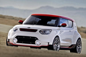 Chicago 2012: 250hp Kia Track'ster Concept Makes its Debut