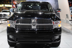 2012 Ram Laramie Limited Personifies Luxury and Power