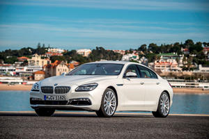 2018 BMW 6 Series Gran Coupe  Review