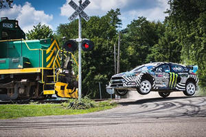 Here's How Ken Block Did Some Of Gymkhana 9's Most Dangerous Stunts