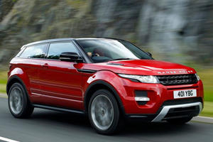Say Goodbye To The Range Rover Evoque Three-Door, At Least In The US