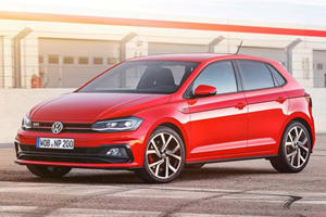 Volkswagen Working On 300-HP Polo R America Won't Get