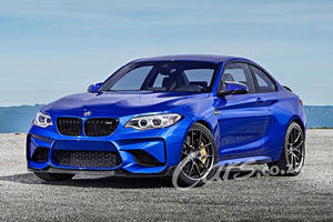 Hardcore BMW M2 Competition To Replace Standard M2 Next Year