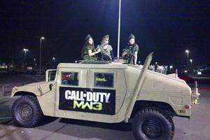 Humvee Manufacturer Sues Creators Of Call Of Duty