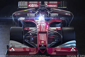 Stunning Concept Is Precisely Why Alfa Romeo Should Join F1