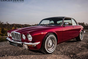 1977 Jaguar XJ Transformed With Stunning New Interior