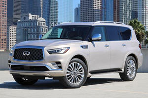 Infiniti Redesigns QX80 With Styling Cues From The Monograph Concept
