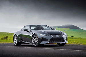 2018 Lexus LC Hybrid Review