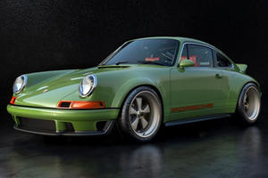 Meet The Porsche 911 With Singer And Williams' New 500-HP Engine