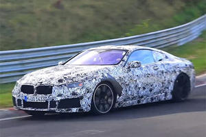 Hopefully The BMW 8 Series Will Sound Better Than These Prototypes