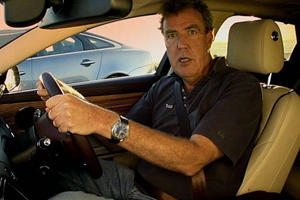 A Driverless Car Almost Killed Jeremy Clarkson