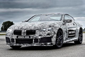The BMW M850i Will Exist For Rich Guys Who Already Fear The M8
