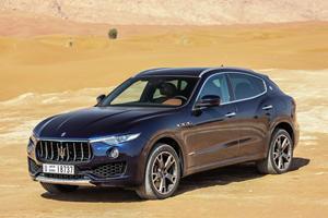 2018 Maserati Levante Review
