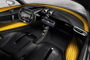 Check Out The New Hennessey Venom F5's Awesome Interior
