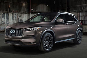 2019 Infiniti QX50 Revealed With Revolutionary Engine Tech