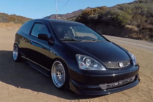 There Was A Time When The Honda Civic Si Was Only A Hot Hatch