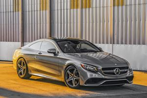2018 Mercedes-AMG S63 Coupe Review