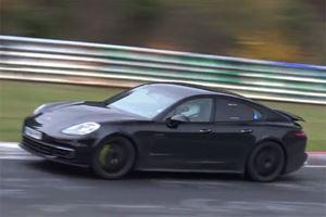 This Porsche Panamera Isn't Really A Porsche Panamera