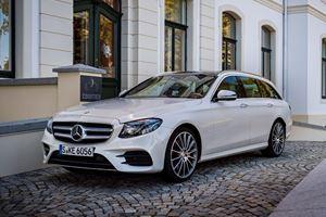 2018 Mercedes-Benz E-Class Wagon Review