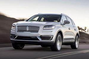 Lincoln Nautilus Leaks Before LA Auto Show Reveal