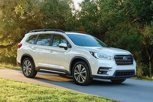 Introducing The Largest Subaru Ever Made, The All-New Ascent