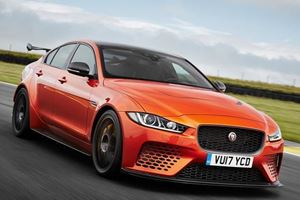The Jaguar XE SV Project 8 Sets New Nurburgring Lap Record