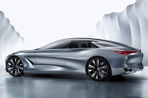 Infiniti Will Debut A Flagship Sedan Concept At Detroit